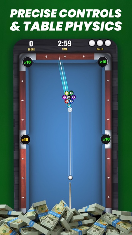 Pool Payday: 8 Ball Billiards screenshot-4