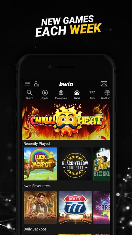 bwin Online Casino Games screenshot-3