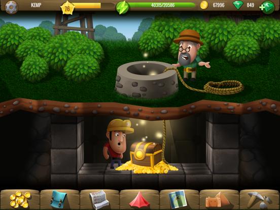 Diggy's Adventure: パズルゲームのおすすめ画像4