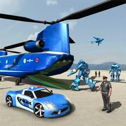 Police Robot Car Transport