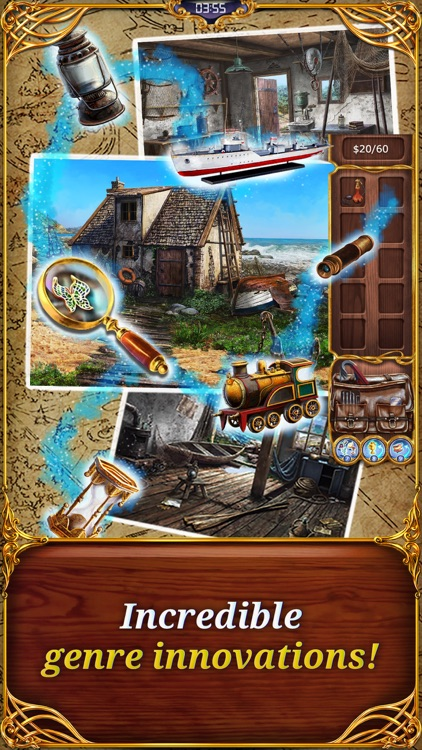 Antiquaria Find Hidden Object screenshot-5