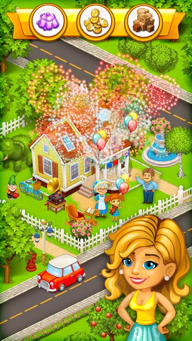 Cartoon City: farm to village screenshot three