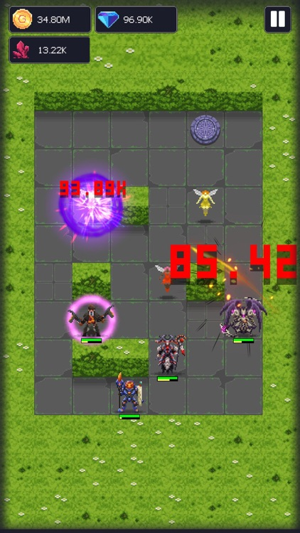 Dunidle: 8 Bit Idle RPG Games screenshot-7