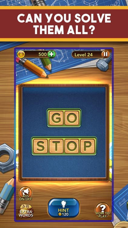Word Zone: Word Games Puzzles screenshot-4