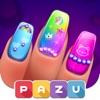 女の子のネイルサロン-子供向けゲーム - iPadアプリ