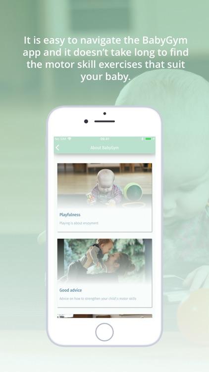 BabyGym screenshot-4