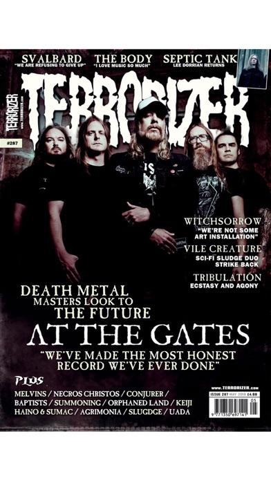 Terrorizer Magazine   App Price Drops