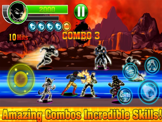 Super Battle Legends-ipad-2