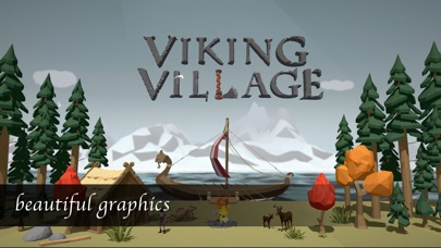 Скриншот Viking Village (No Ads)
