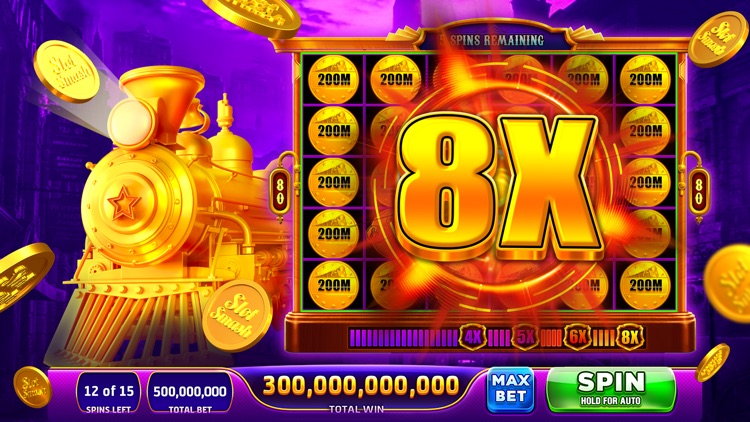 Slotsmash -Jackpot Casino Slot