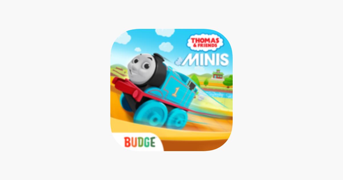 Thomas Ve Arkadaşları Minis App Storeda