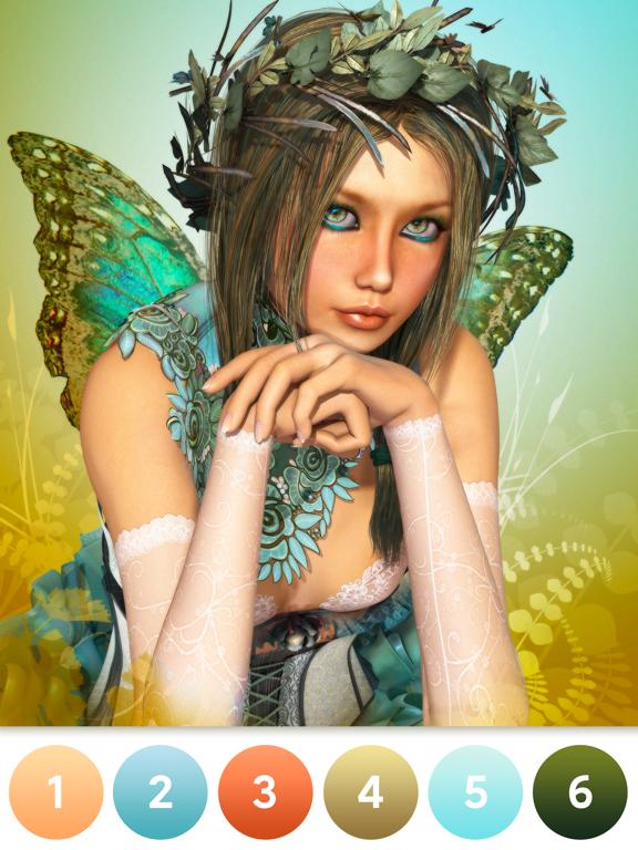 Coloring Magic screenshot 15
