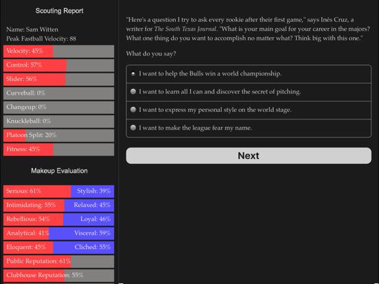 The Fielder's Choice screenshot 8