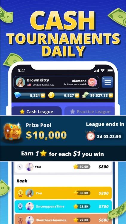 Cash Clash Games: Win Money screenshot-4