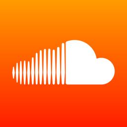 Ícone do app SoundCloud - Música e Áudio