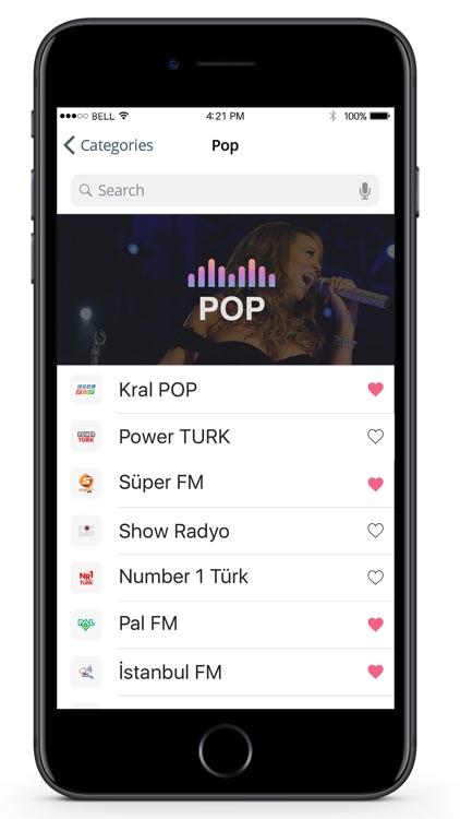 Radio Box - Live Music screenshot-4