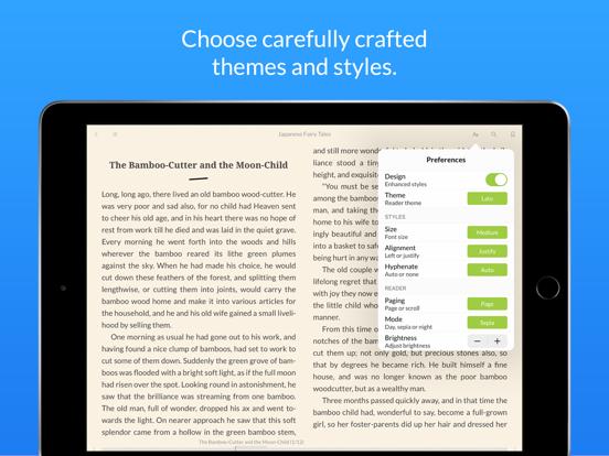 Yomu EBook Readerのおすすめ画像5