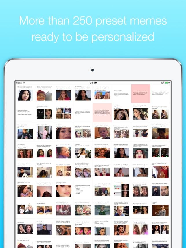 Memes Maker Pro Memeslay App Screenshot