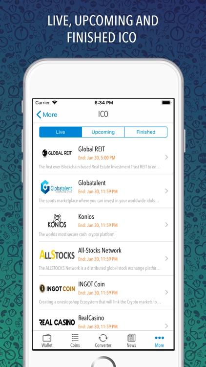 CryptoIntelHub screenshot-5