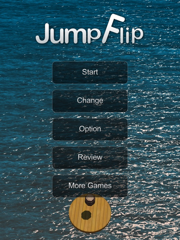 Screenshot #4 pour Jump Flip - Endless Jump