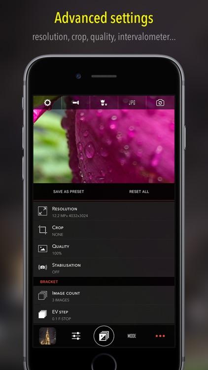CameraPixels Lite screenshot-3