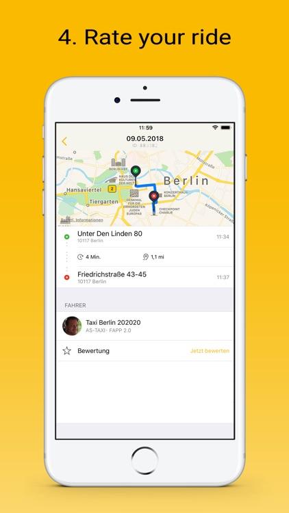 taxi.eu screenshot-3