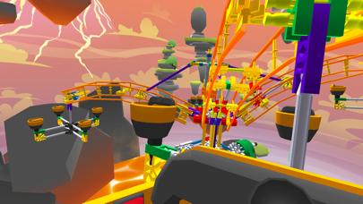 K'NEX Ride It! - VR screenshot four