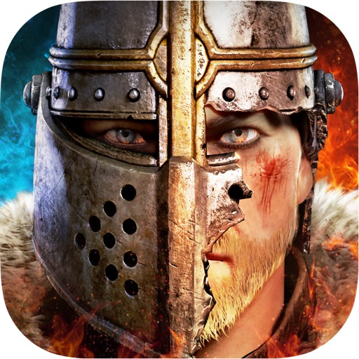 King of Avalon: Dragon Warfare app logo