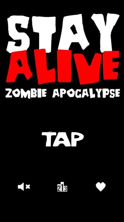 Stay Alive: Zombie Apocalypse