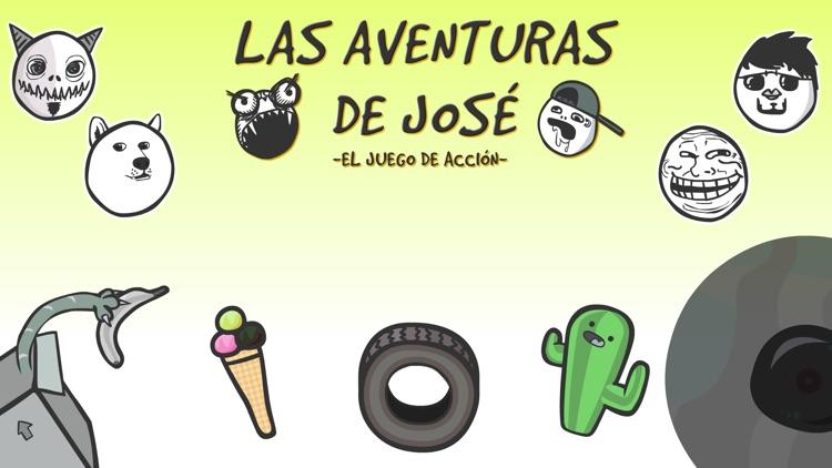 Las Aventuras de José