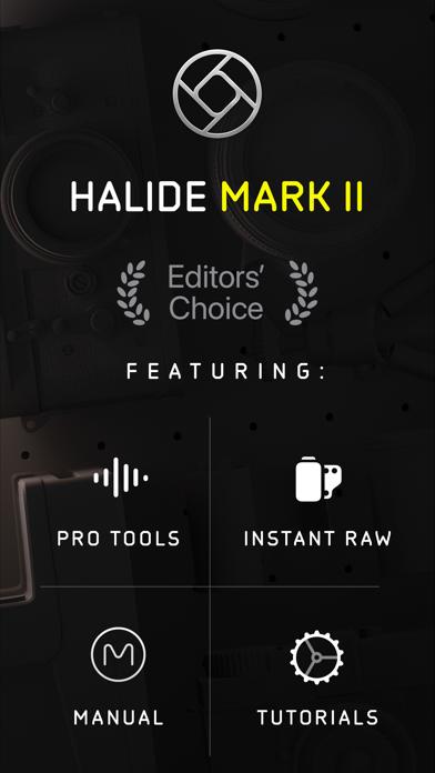 Halide Mark II - Pro Camera Screenshots