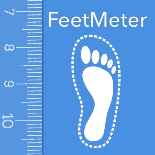 Feet Meter - shoe & foot size