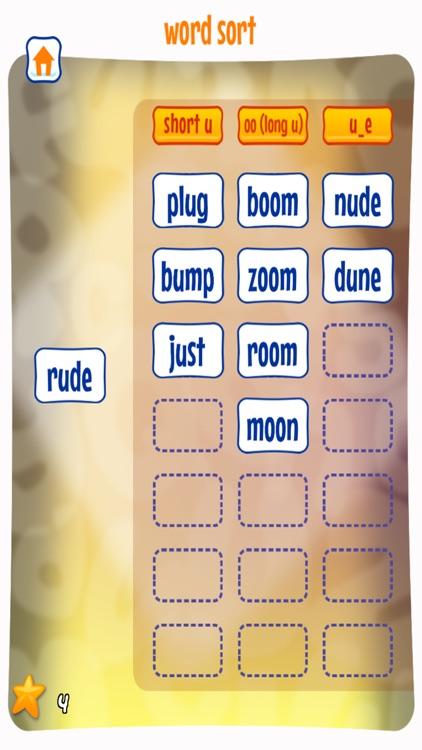 Long Vowels Word Study screenshot-3