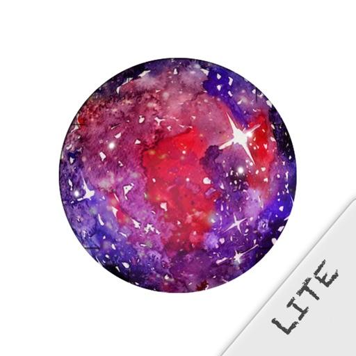 WalaxyPic WaterColor Galaxy