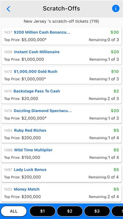 USA Lottery Journal screenshot-7