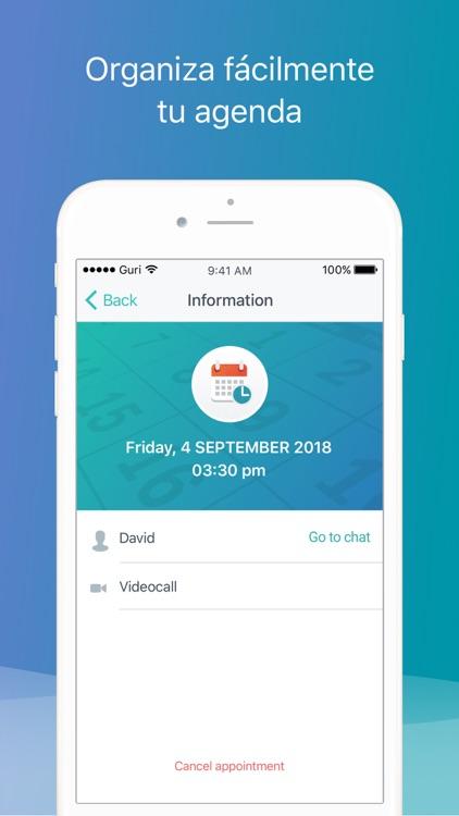Divan (la app para psicólogos) screenshot-4