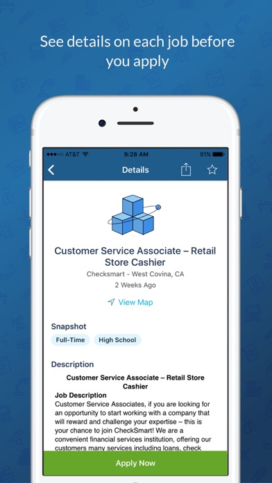 Careerbuilder Job Search review screenshots