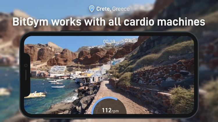 BitGym: Virtual Cardio Tours screenshot-0