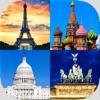 首都 - 世界のすべての独立国: 地理学についての教育ゲーム