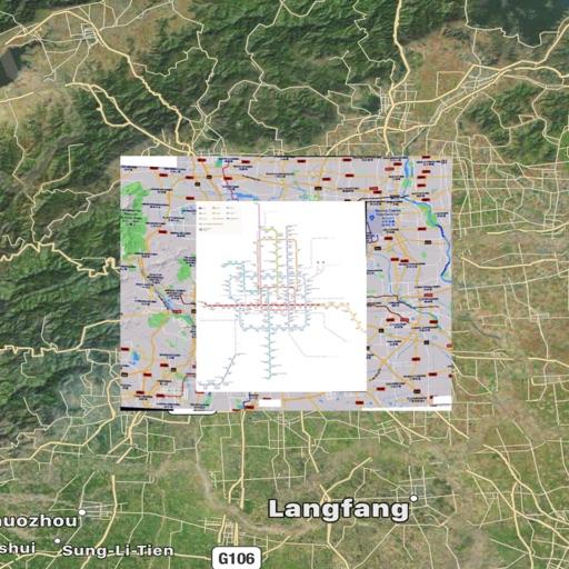 Beijing Subway Offline Maps