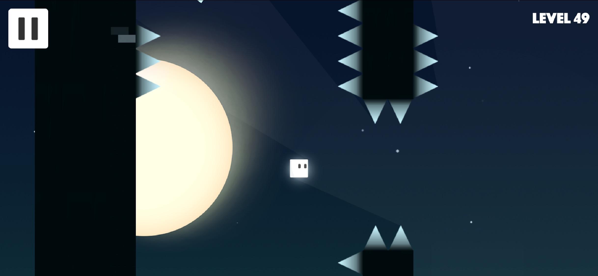 Screenshot do app Darkland: Cube Escape Puzzle