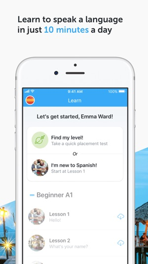 busuu - Learn Languages on the App Store