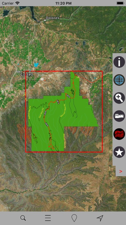 Mesa Verde National Park – GPS screenshot-3
