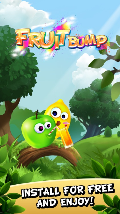 Fruit Bump screenshot-4