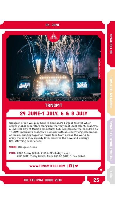 The Festival Guide screenshot1