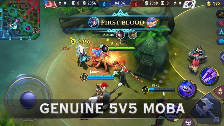 Mobile Legends: Bang Bang screenshot-0