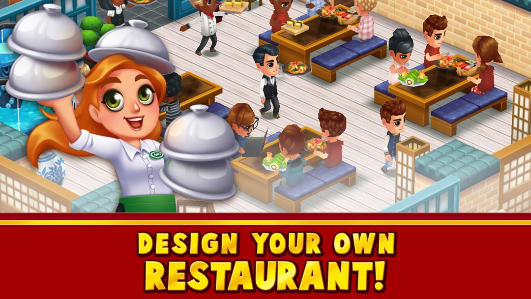 Food Street - Restaurant Game Online Hack Tool