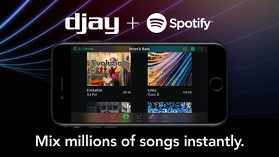 djay - DJ App & Mixer for Windows