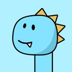 I am a Dino - Am i cute? на пк