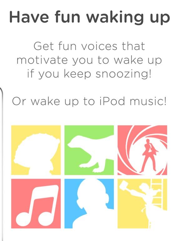 Math Alarm Clock - Wake up! Скриншоты10